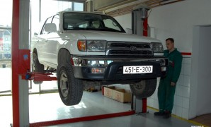 Održavanje polovne Toyote 4Runner 3.0 turboD (1996.-2001.)