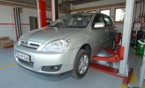 Održavanje polovne Toyote Corolle 1.6 i 2.0 TD (2001.-2006.)