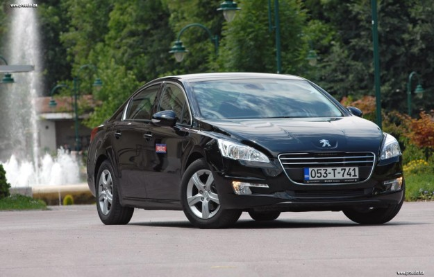 TEST – Peugeot 508 2.0 HDi Active