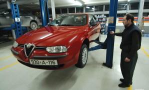 Održavanje polovne Alfe Romeo 156 1.8 TS i 1.9 JTD (1997.-2002.)