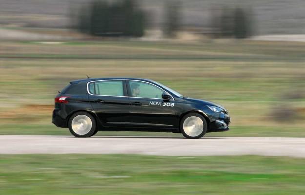TEST – Peugeot 308 1.6 e-HDi FAP 115 Allure