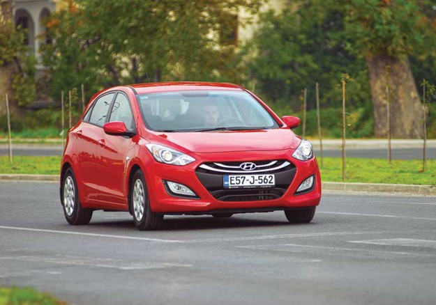TEST – Hyundai i30 1.4 CRDi iStar Plus
