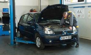 Održavanje polovnog Renaulta Clija 1.2 16v i 1.5 dCi (2001.-2005.)