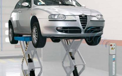 Ravagliolijeve savremene dizalice najbolje su rješenje u automobilskim servisnim centrima