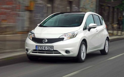 TEST – Nissan Note 1.2 Acenta