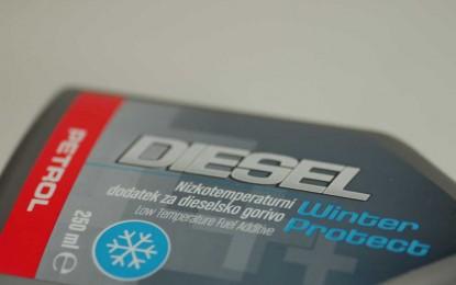 Da li nam trebaju aditivi za dizelsko gorivo zimi?!