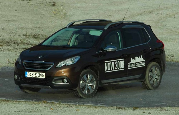 TEST – Peugeot 2008 1.2 VTi Allure