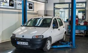 Održavanje polovnog Fiata Punta 1.2 8v i 1.3 MultiJet 16v (1999.-2010.)