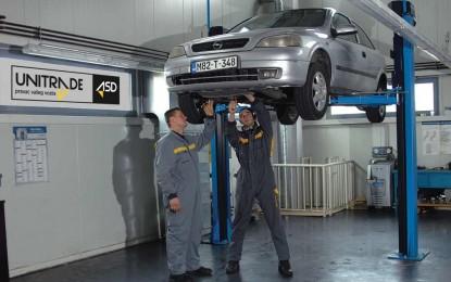 Održavanje polovne Opel Astre G 1.4 16v, 1.6 16v, 1.7 DTi i 2.0 DTi (1998.-2004.)