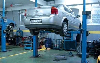 Održavanje polovne Opel Vectre 1.8 16v i 2.2 DTI (2002.-2005.)