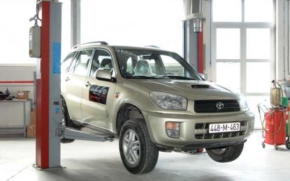 Održavanje polovne Toyote RAV4 1.8 VVT-i i 2.0 D4-D (2000.-2005.)
