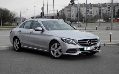 KRATKI TEST – Mercedes-Benz C220 BlueTEC 7G-Tronic Plus (W205)
