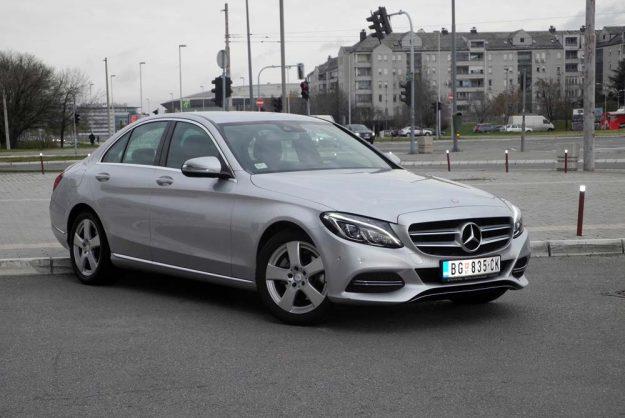 KRATKI TEST – Mercedes-Benz C220 BlueTEC 7G-Tronic Plus (W205)