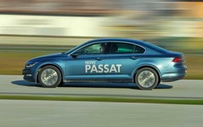 TEST – Volkswagen Passat 2.0 TDI DSG Comfortline (150)