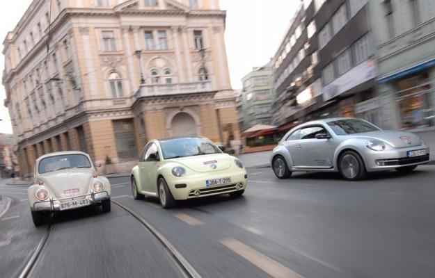 TEST – Volkswagen Beetle 2.0 TSI DSG Sport