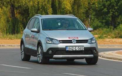 TEST – Volkswagen Polo Cross 1.6 TDI DSG