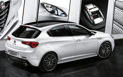 Alfa Romeo Giulietta na bazi većeg sedana srednje klase
