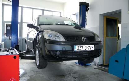 Održavanje polovnog Renaulta Scenica 1.5 dCi i 1.6 16v (2003.-2009.)