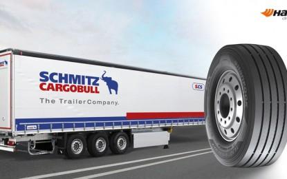 Hankook je nastavio strateško partnerstvo sa Schmitzom Cargobullom AG