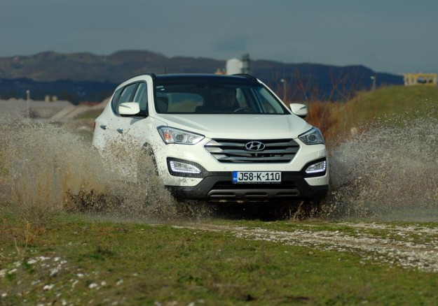 TEST – Hyundai Santa Fe 2.2 CRDi A/T 4WD Executive