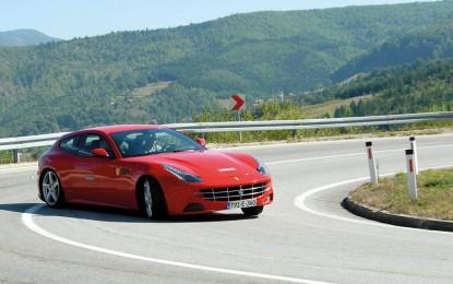 TEST – Ferrari FF