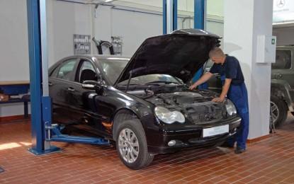 Održavanje polovnog Mercedesa C-klase 220 CDI i 180 /W203/ (2000.-2007.)