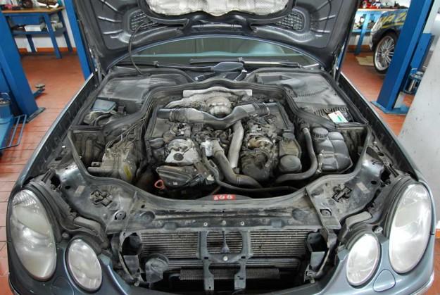 ProAuto – Održavanje polovnog Mercedesa E220 CDI / E270 CDI