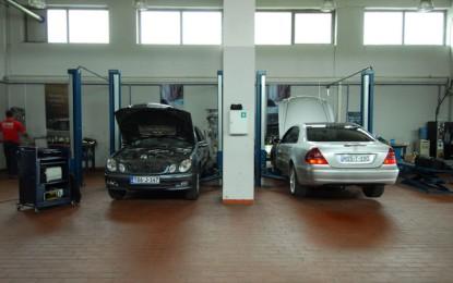 Održavanje polovnog Mercedesa E220 CDI / E270 CDI / E320 CDI [W211] (2002.-2007.)