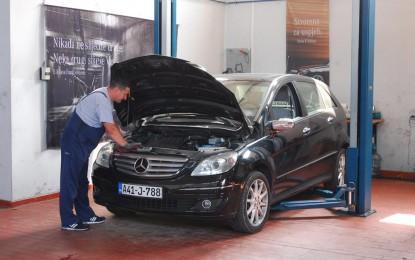 Održavanje polovnog Mercedesa B-klase 180 CDI / 200 CDI [W245/T245] (2005.-2011.)