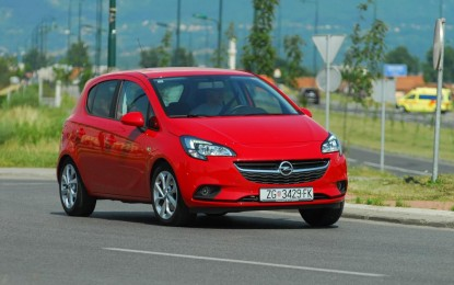 TEST – Opel Corsa E (5dr) Enjoy Plus B 1.0 XFT (115 KS) Start/Stop (MT6)