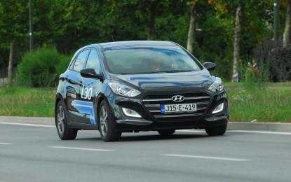 TEST – Hyundai i30 FL 1.4 DOHC 6M/T iSky plus