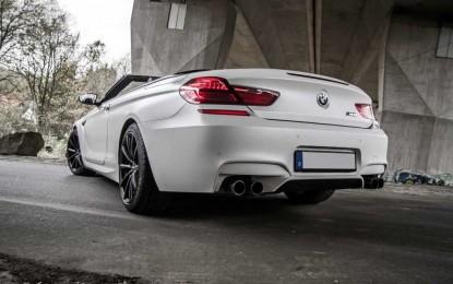 Tuniran BMW M6 Convertible U Noelle Motorsu