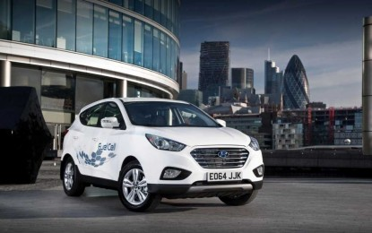 Novi Hyundai sa pogonom na hidrogen već u razvoju