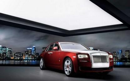 Ovaj Rolls Royce Ghost je jedan od najekskluzivnijih auta na svijetu