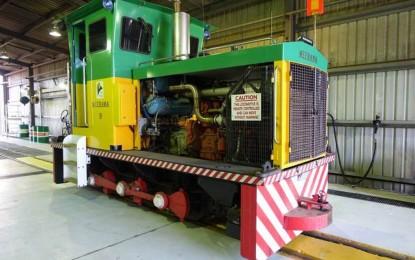 Scanijin motor u lokomotivi za ekonomičniju vuču kompozicije teške čak 1.000 tona