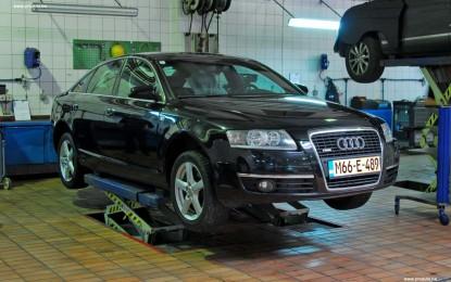 Održavanje polovnog Audija A6 2.0 TDI i 3.0 TDI (2004.-2011.)