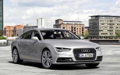 Redizajnirani Audi A6 i Audi A7