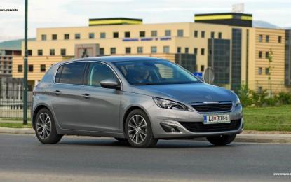 TEST – Peugeot 308 Allure 1.6 BlueHDi 100 Euro 6 Stop&Start BVM5