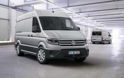 Novi Volkswagen Crafter pokazao lice