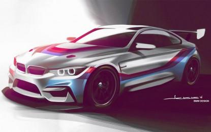 BMW najavljuje novog M4 GT4 za trkaću sezonu 2018.