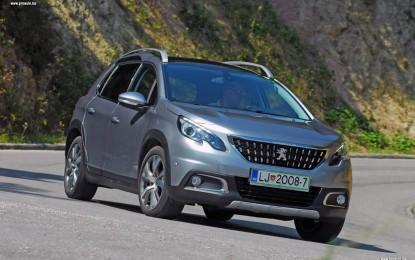 TEST – Peugeot 2008 Allure 1.6 BlueHDi 120 Start&Stop BVM6 (FL)