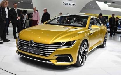 Umjesto novog Volkswagena CC-a stiže Arteon