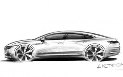 Volkswagen otkrio prve zvanične animacije novog Arteona [Video]