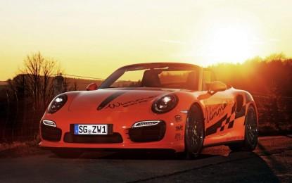 911 Turbo S Cabriolet kao jedan od najskupljih i najekstremnijih Porschea svih vremena