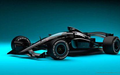 Da li je ovo najava nove generacije bolida Formule 1 sa zatvorenim kokpitom? [Galerija]