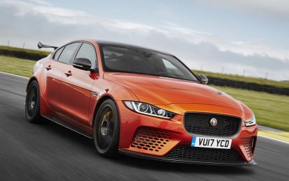 Najekstremniji proizvodni model u JLR – Jaguar XE SV Project 8 [Galerija i Video]
