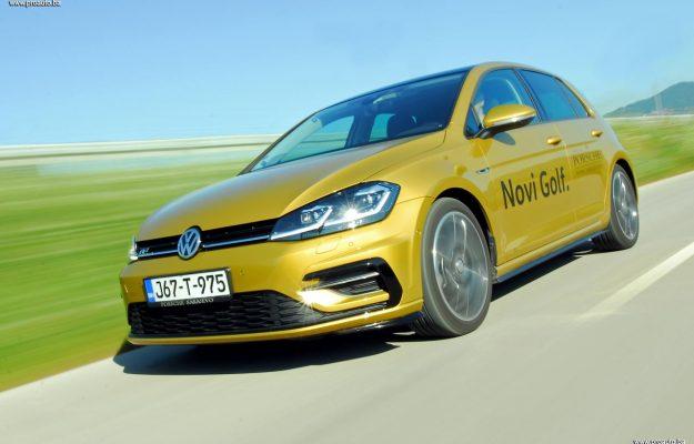 TEST – Volkswagen Golf Highline 2.0 TDI DSG