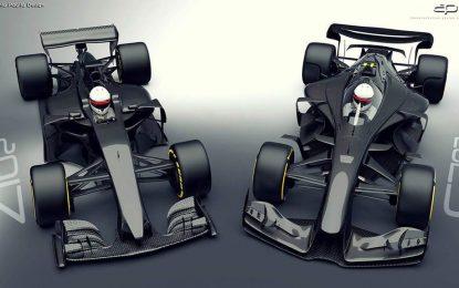 Formula 1 budućnosti [Galerija]