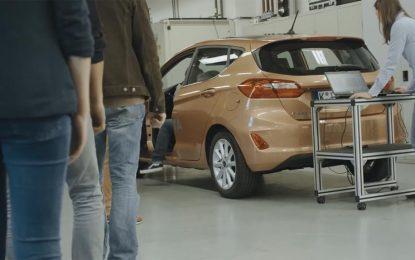 "Fordov robot ""Robutt"" testira sjedišta u Fiesti [Video]"