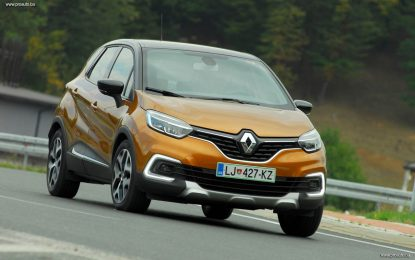 TEST – Renault Captur Intens Energy dCi 110 (FL)